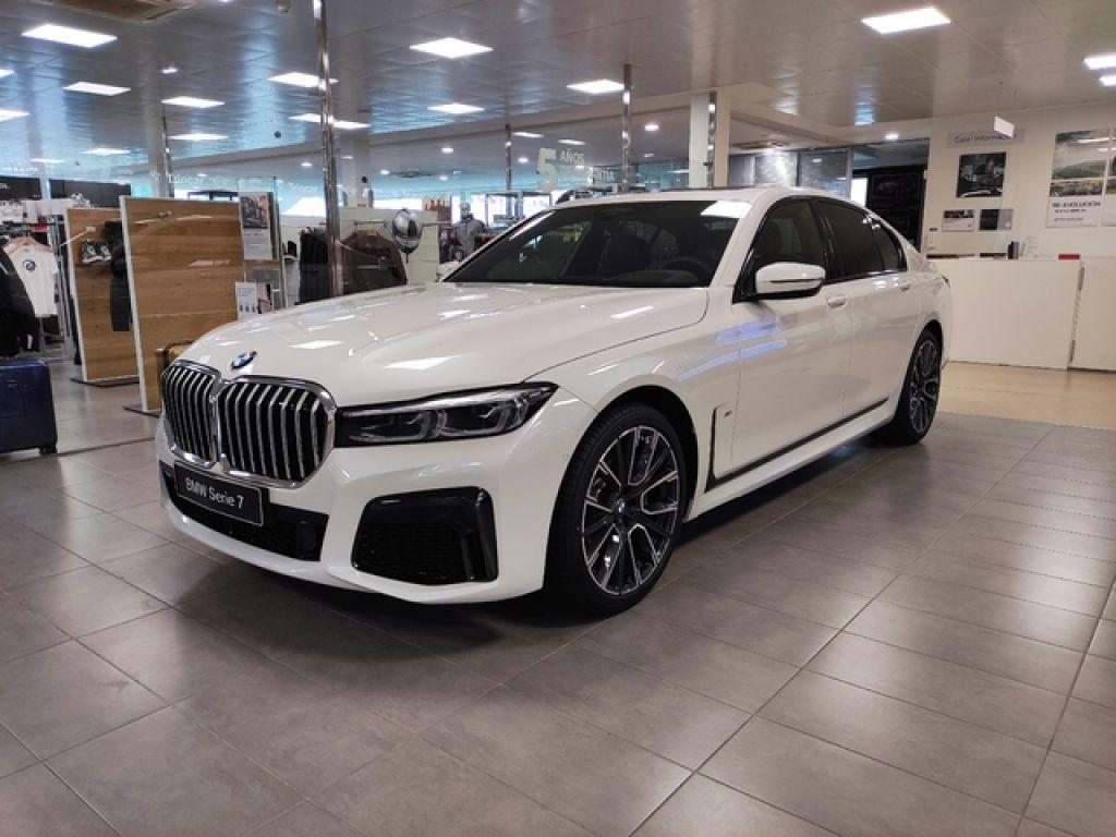 BMW Serie 7 740i