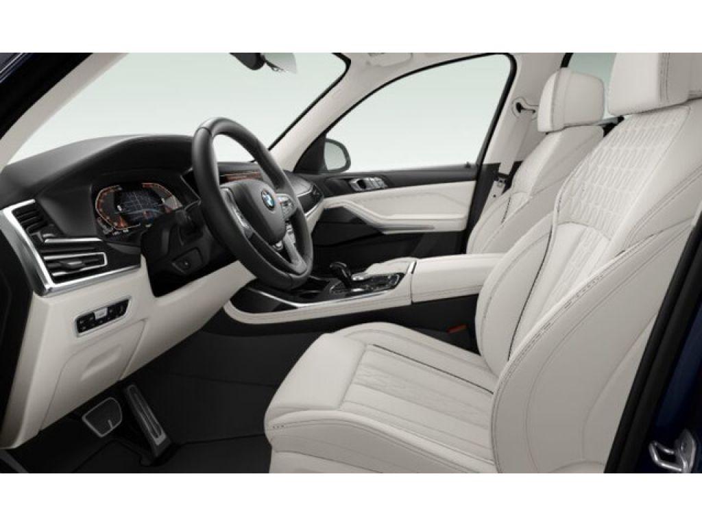 BMW X7 xDrive40d 250 kW (340 CV)