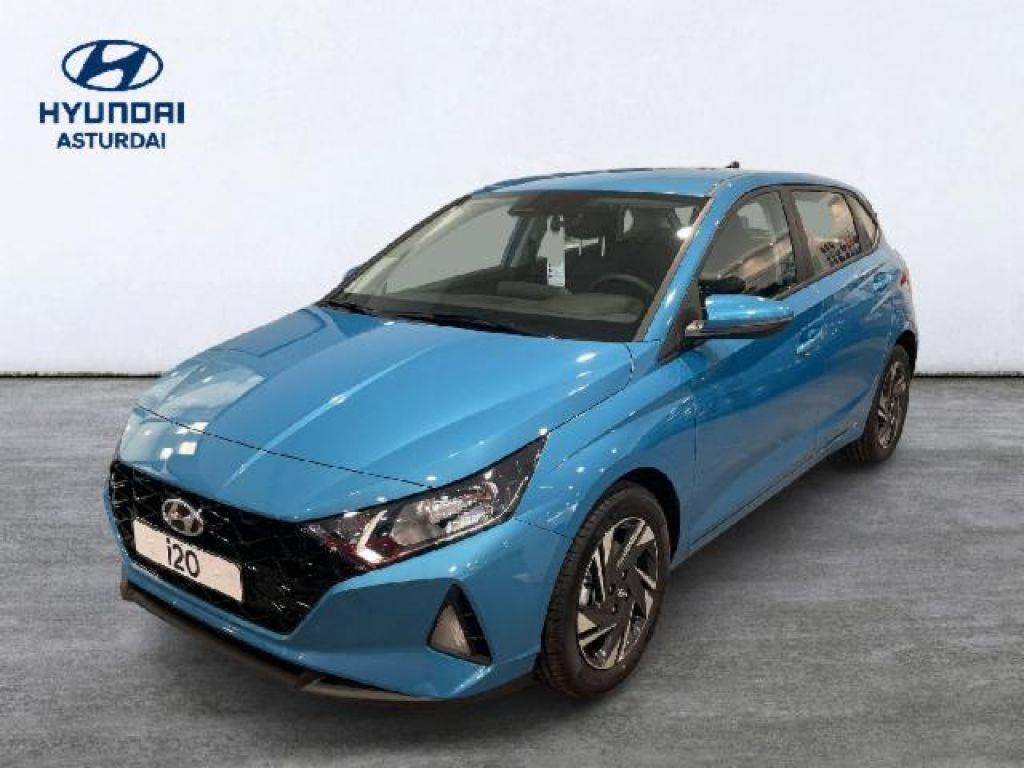 Hyundai i20 1.0 TGDI 74KW KLASS 100 5P