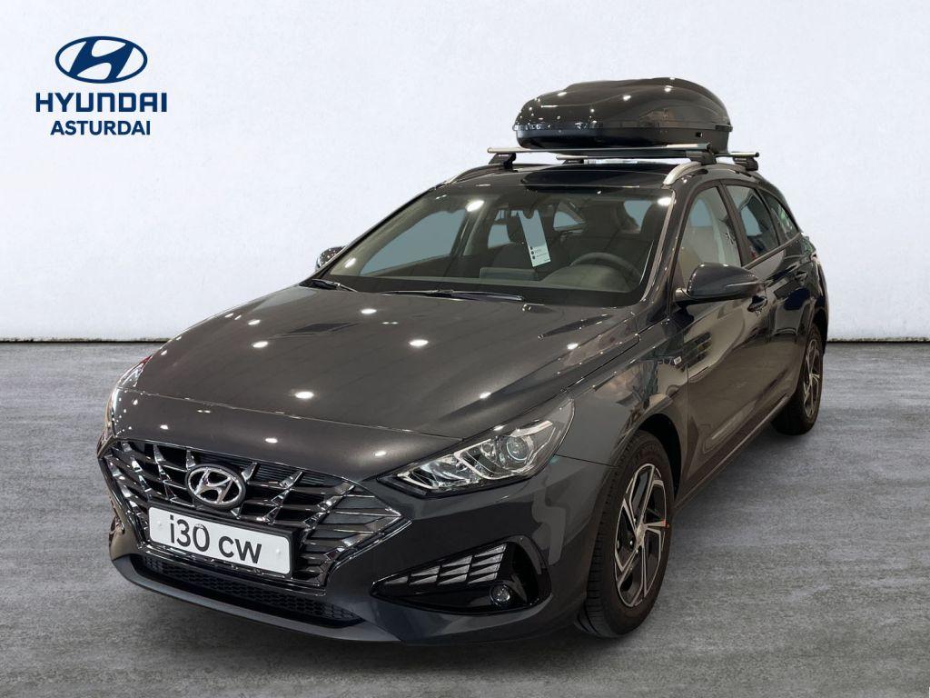 Hyundai i30 1.0 TGDI 48V KLASS 120 5P