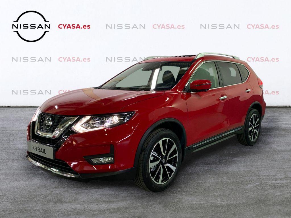 Nissan X-Trail 1.7 DCI TEKNA CVT 4WD 110KW 150 5P