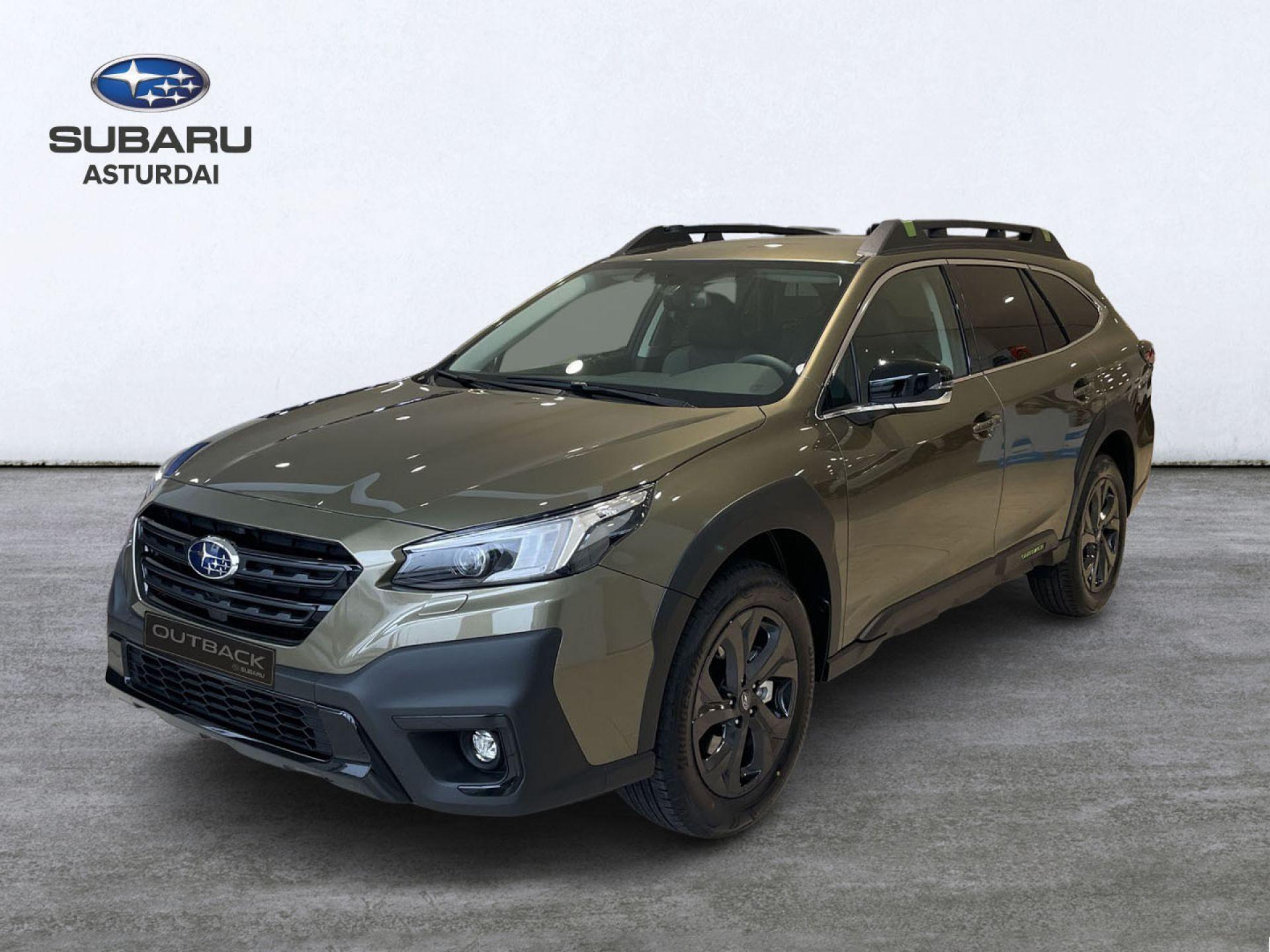 Subaru OUTBACK 2.5i Sport CVT Lineartronic AWD
