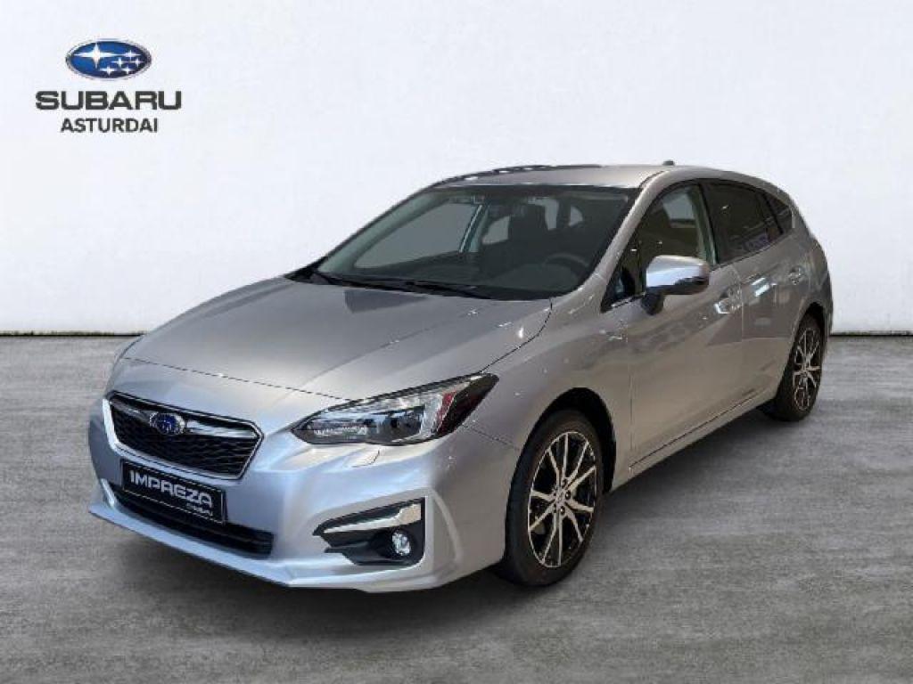 Subaru Impreza 1.6I-S EXECUTIVE AUTO 4WD 114 5P