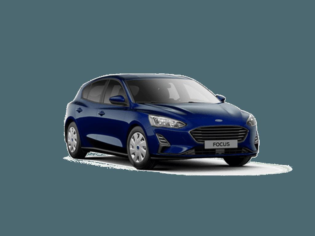 Ford Focus 1.0 Ecoboost MHEV 92kW Titanium