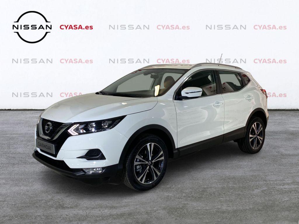 Nissan Qashqai 1.3 DIG-T N-STYLE 103KW 140 5P