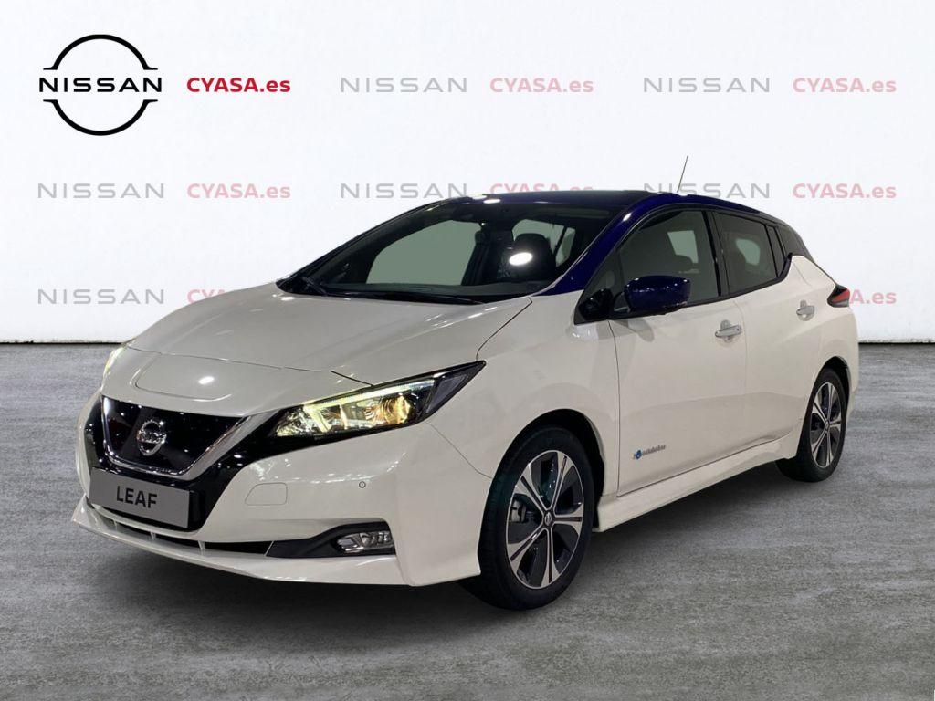 Nissan LEAF 150PS N-CONNECTA 40KWH 150 5P