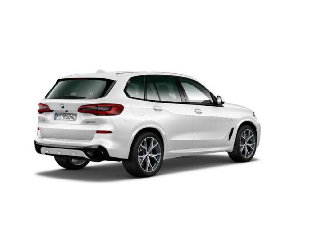 BMW X5 xDrive30d 210 kW (286 CV)