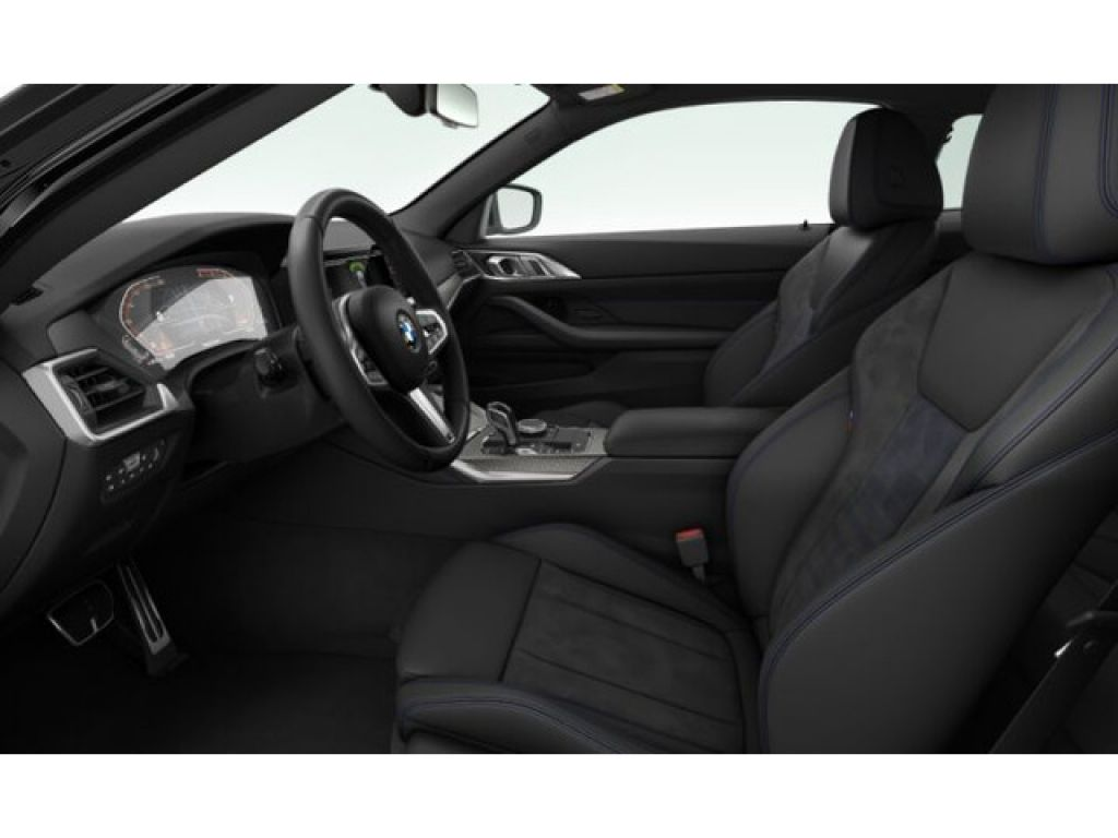 BMW Serie 4 420d Coupe 140 kW (190 CV)