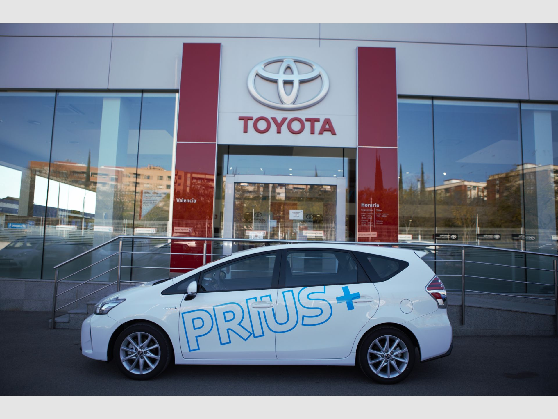 Toyota Prius+ Advance