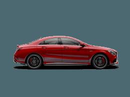Mercedes Benz CLA nuevo