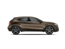 Mercedes Benz GLA nuevo