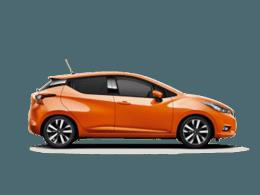 Nissan Micra nuevo