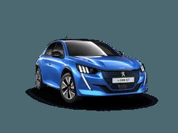 Peugeot e-208 nuevo