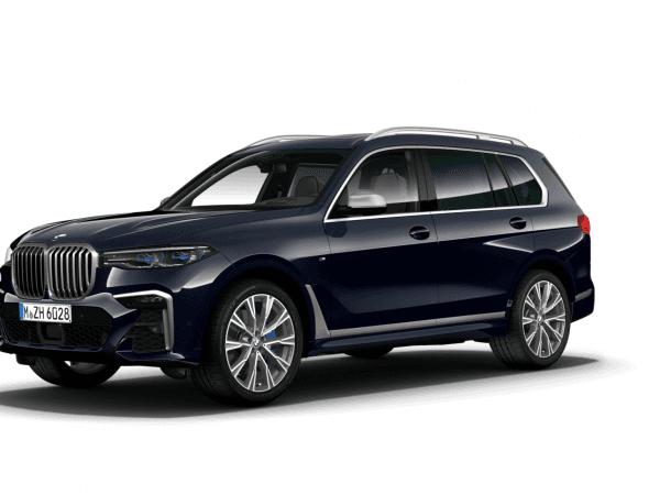 BMW X7 M50d Auto nuevo