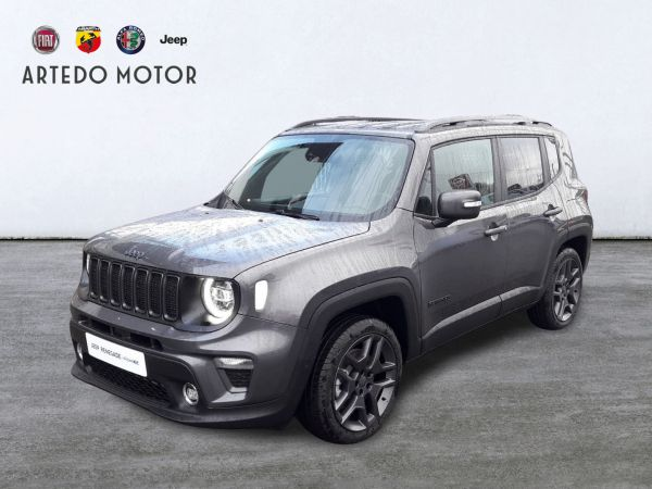 Jeep NUEVO RENEGADE JEEP RENEGADE S 1.3 PHEV 177kW (240CV) AT AWD