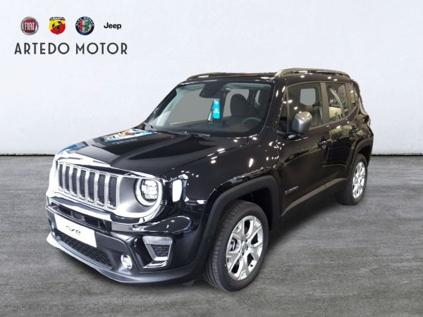Jeep NUEVO RENEGADE Limited 1.3 PHEV 140kW (190CV) AT AWD