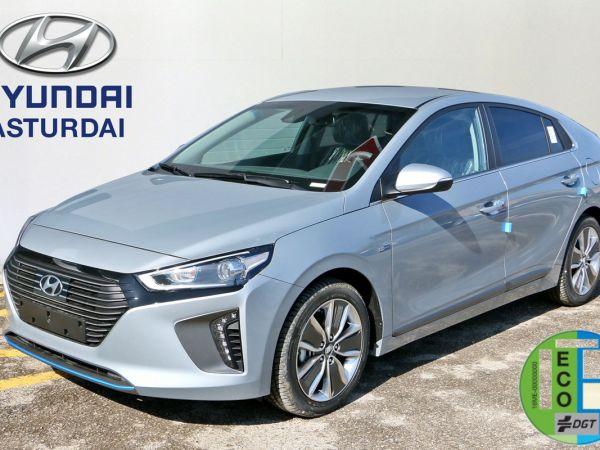 Hyundai IONIQ Híbrido 1.6 GDI HEV Tecno DT