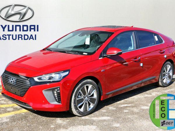 Hyundai IONIQ Híbrido 1.6 GDI HEV Style DT
