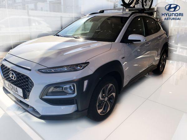 Hyundai Kona KONA HEV 1.6 GDI  Tecno Red DT