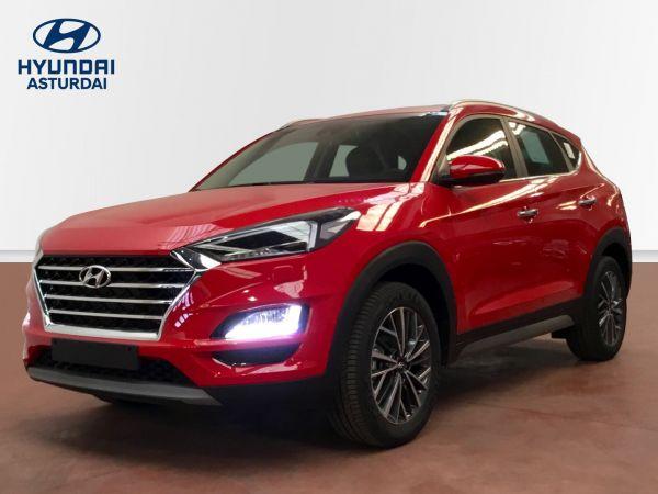 Hyundai Nuevo Tucson TUCSON 1.6 GDI 97kW (131CV) Tecno Safe 4X2