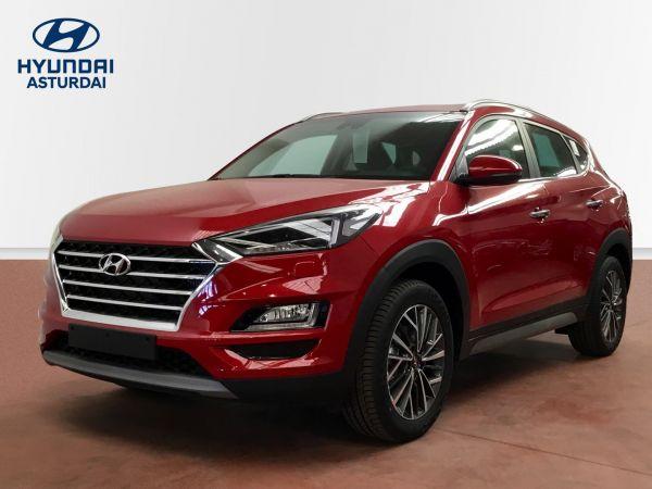 Hyundai Nuevo Tucson 1.6 TGDI 130kW (177CV) Tecno 4X2