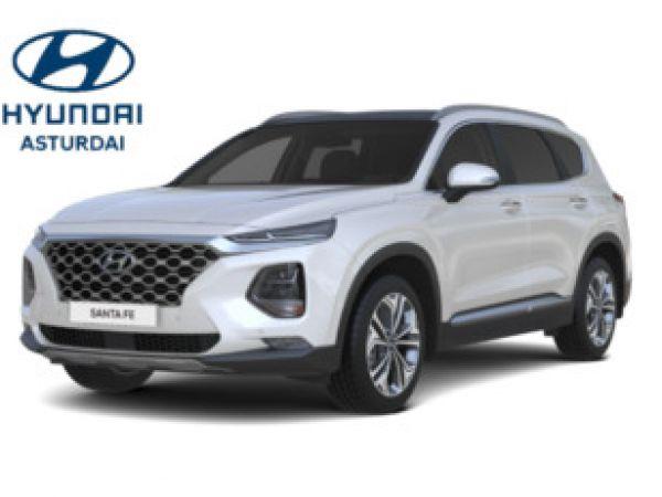 Hyundai Nuevo Santa Fe 7 plazas de serie 2.2 CRDi Klass 4x2 SR