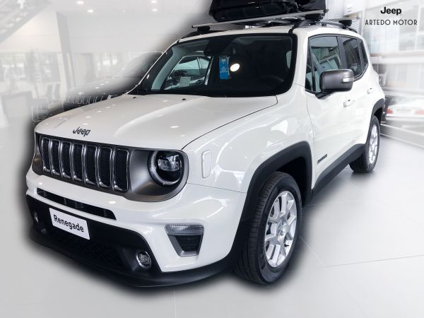 Jeep NUEVO RENEGADE 1.0G 88kW Limited 4x2