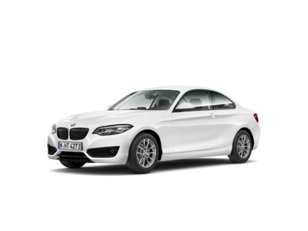 BMW  218d Coupe 110 kW (150 CV)