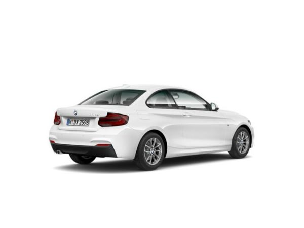 BMW  220i Coupe 135 kW (184 CV)