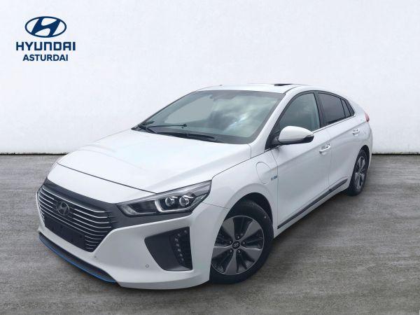 Hyundai IONIQ Híbrido-Enchufable IONIQ 1.6 GDI PHEV Style DT