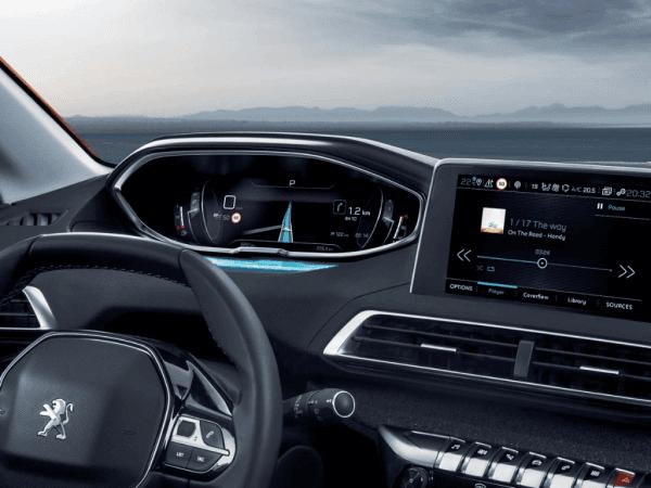Peugeot 3008 1.5 BlueHDi 96kW (130CV) S&S Allure EAT8 nuevo Málaga