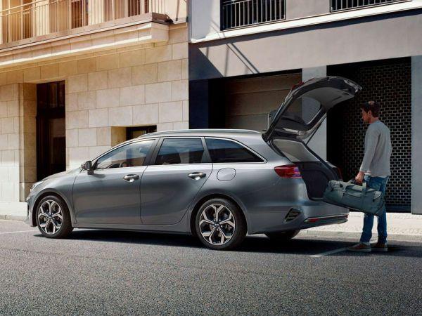 Kia Ceed Tourer 1.6 GDi PHEV 104kW (141CV) eDrive nuevo Madrid