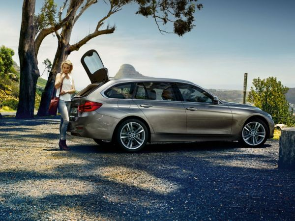 BMW Serie 3 320d EfficientDynamics Touring nuevo Barcelona