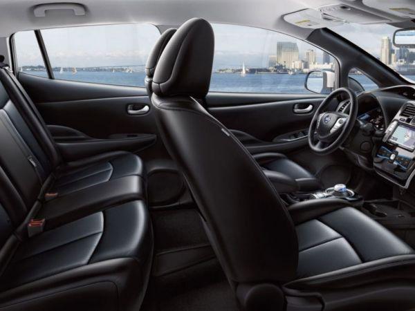 Nissan LEAF 40kWh Visia nuevo Madrid