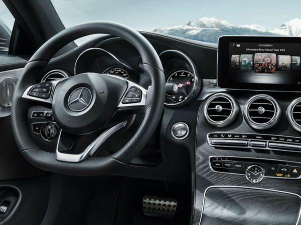 Mercedes Benz Clase C Coupé 220 d nuevo Málaga