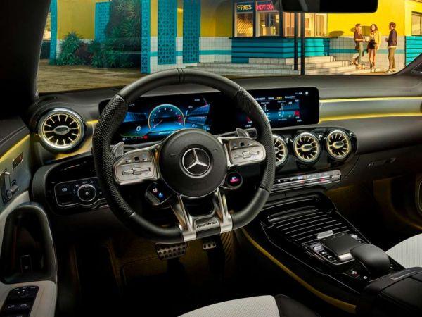 Mercedes Benz CLA 200 nuevo Málaga
