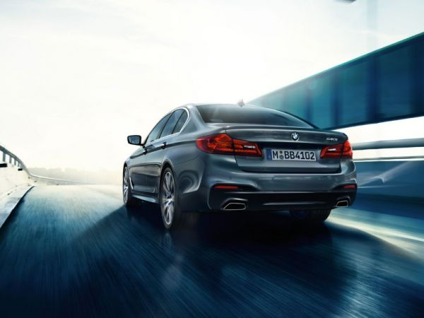 BMW Serie 5 530e iPerformance nuevo Madrid