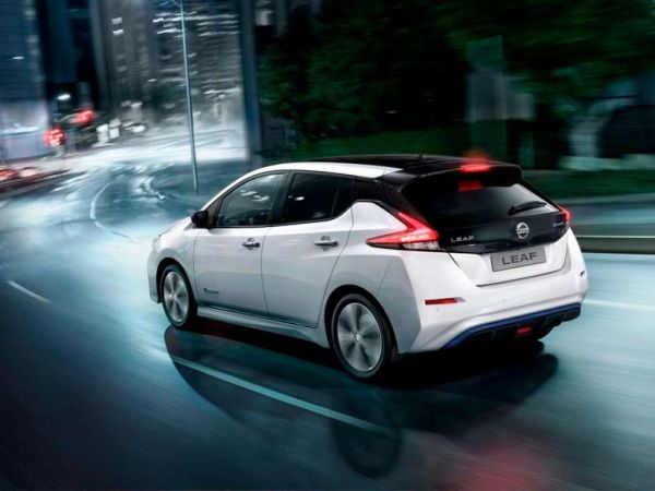 Nissan LEAF 40kWh Tekna nuevo Madrid