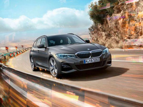BMW Serie 3 320d Auto.Touring nuevo Barcelona
