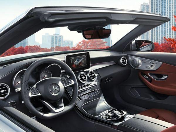 Mercedes Benz Clase C Cabrio 200 nuevo Málaga
