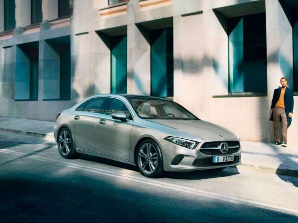 Mercedes Benz Clase A Sedán A 180 d nuevo Málaga