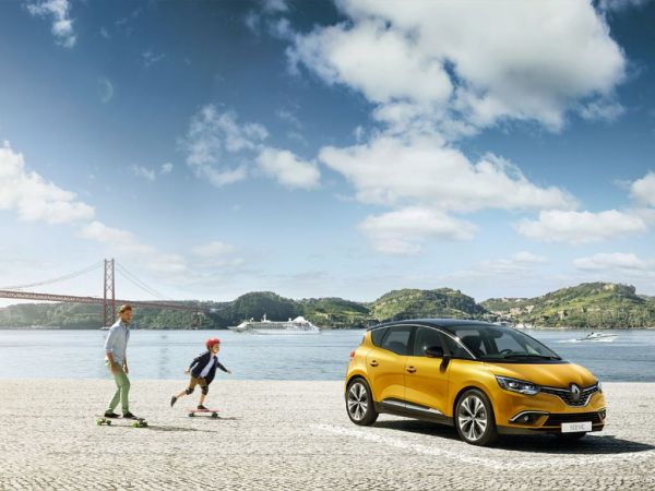 Renault Scenic Limited Blue dCi 88 kW (120CV) - SS nuevo Pontevedra