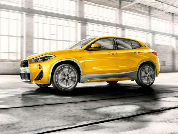 BMW X2 sDrive18i nuevo Barcelona