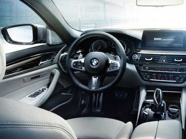 BMW Serie 5 520d nuevo Madrid