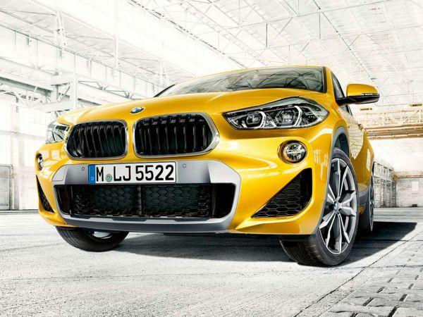 BMW X2 sDrive16d nuevo Madrid