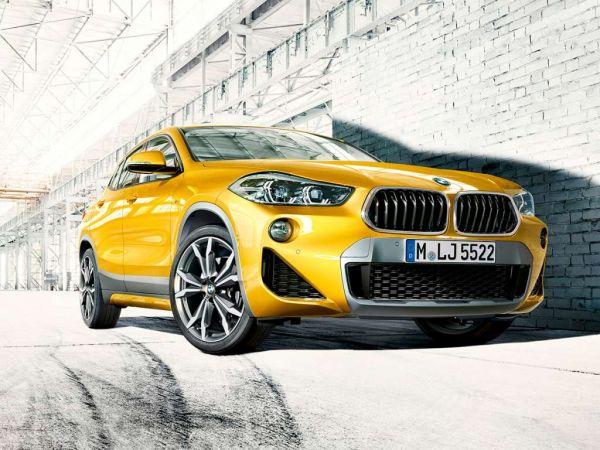 BMW X2 sDrive18d nuevo Madrid