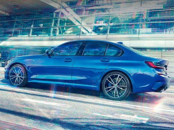 BMW Serie 3 320d Auto. nuevo Barcelona