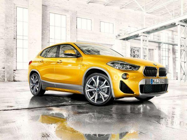 BMW X2 sDrive18d nuevo Barcelona