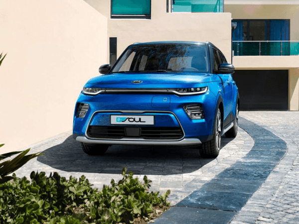 Kia e-Soul 150kW Emotion (Long Range) nuevo Madrid