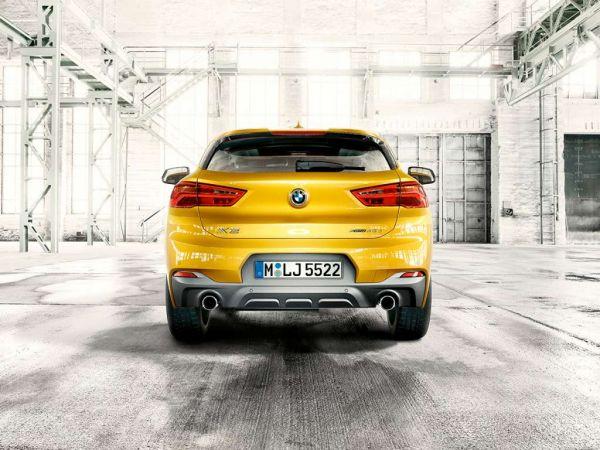 BMW X2 xDrive20i Auto nuevo Barcelona